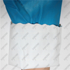 Spray special texture cuff blue PVC household washing gloves