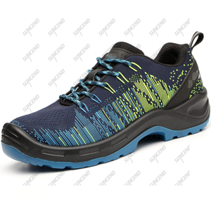 OEM custom mesh upper PU outsole rock climbing hiking shoes