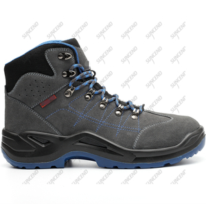 Men New Rock Climbing Leather Dress Shoes Sport Hiking Shoes