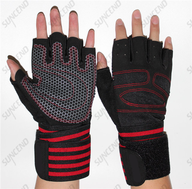 Workout Gloves for Women Men,Training Gloves with Wrist Support for Fitness Exercise
