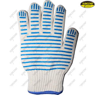 Silicon Heat Resistant kitchen cooking grill gloves