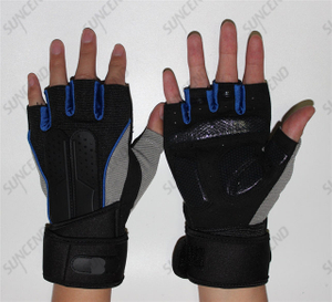 Men & Women-Weight Lifting Gloves for a Strong Grip