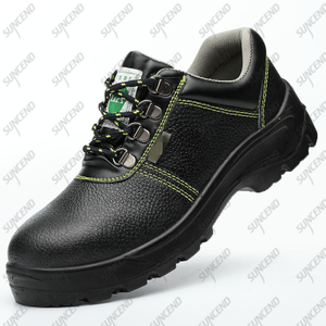 Cheap Price Low Cut Steel Toe Cap PU Outsole Safety Work Shoes For dubai