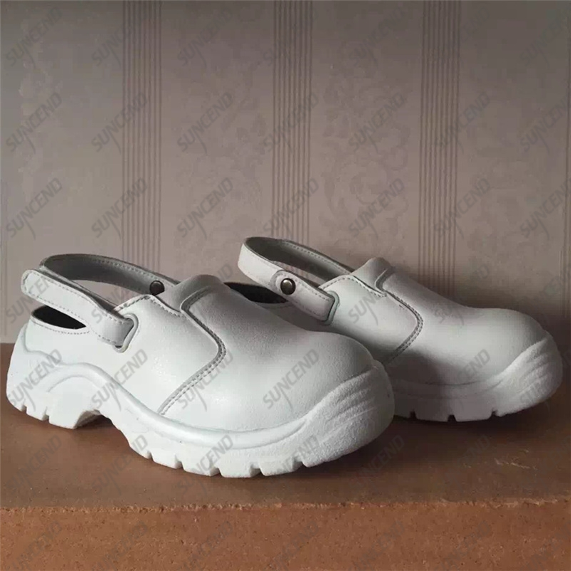 Dustless workshop cleanroom anti-static esd medical safety shoes