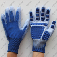 Anti-static pets brushing bath ​cleaning grooming removing hair gloves