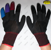 Raking planting garden work digging gloves with claws
